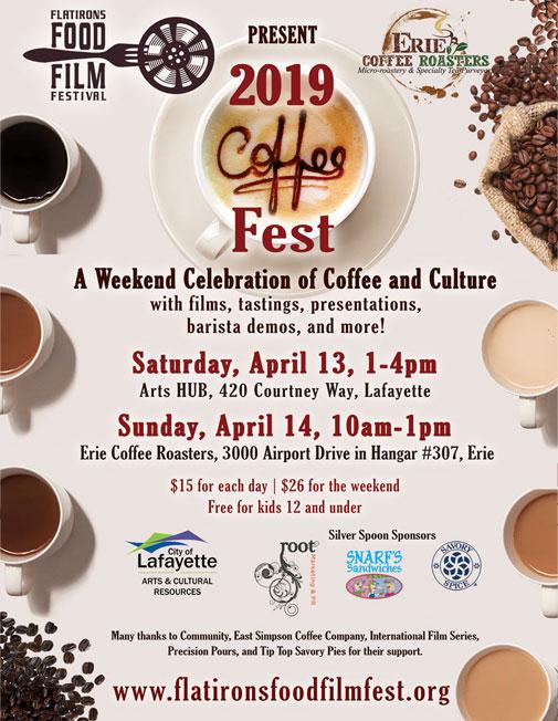2019 Coffee Fest