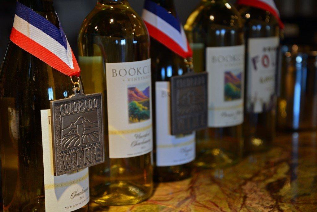 Bookcliff Wine
