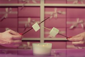 What if Wes Anderson made S'Mores?