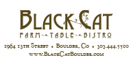 Black Cat Flatirons Food Film Festival Silver Spoon Sponsor