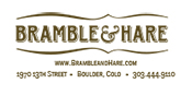 Bramble and Hare Flatirons Food Film Festival Silver Spoon Sponsor