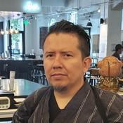 Sushi chef Jesusio Da Silva