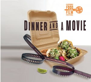 Dinner and a Movie series graphic