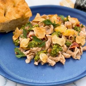 Sfoglina Campanelle pasta dish