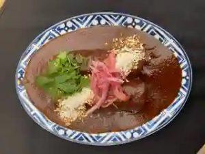 Chicken Enchiladas Oaxaca